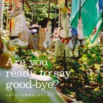 Are you ready to say good-bye